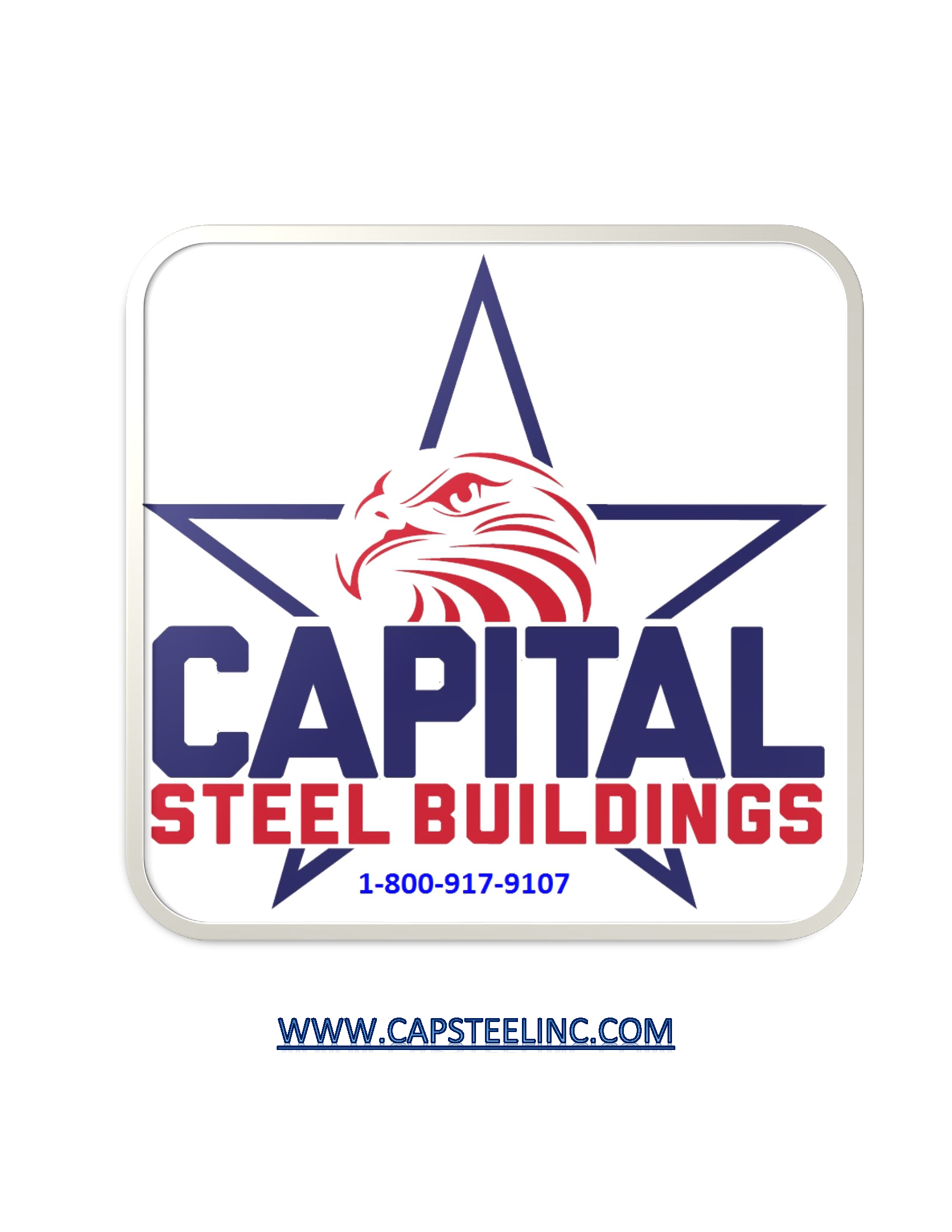 Capital Steel Buildings logo