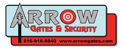 Arrow Gates & Security logo