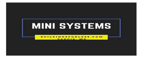 Mini Systems logo
